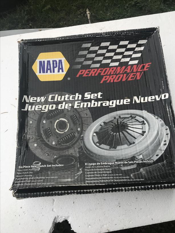 Napa Clutch set for a 1987-1993 Mazda B2200 L4-N. Duncan