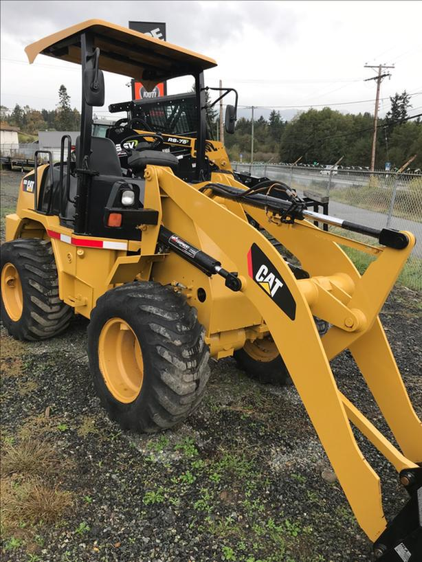 CAT 903 B2 ARTICULATING WHEEL LOADER