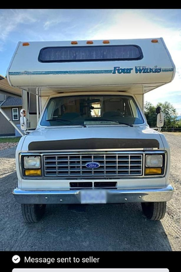 1991 Ford Four Winds Motorhome