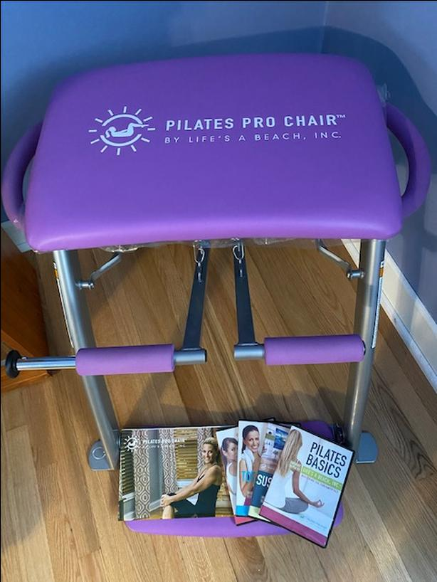 Pilates Pro Chair By Life's A Beach, Inc.