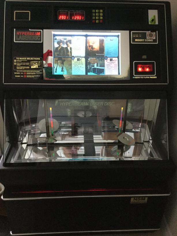 NSM CD Jukebox