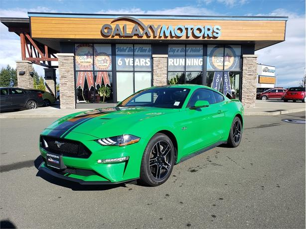 2019 Ford Mustang GT - Leather Interior, Navigation, Heated Front Seats