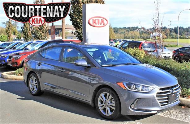 2017 Hyundai Elantra GL w/Bluetooth - Grey -