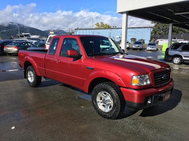 2008 Ford Ranger NO ACCIDENTS