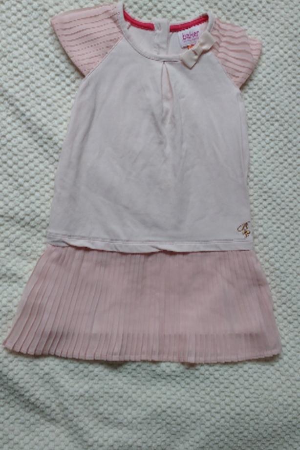 Ted Baker Pink Dress 12-18M