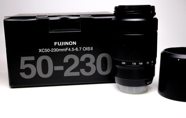 FUJIFILM XC 50-230 (75-345mm) LENS