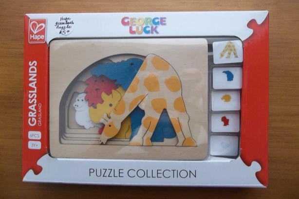 BRAND NEW hape , puzzle $5.00