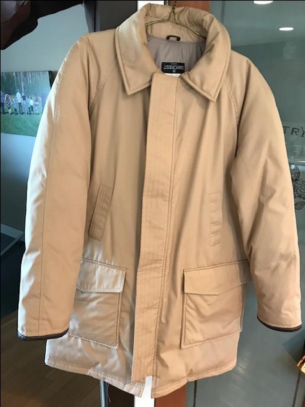 Men's Heavy Winter coat