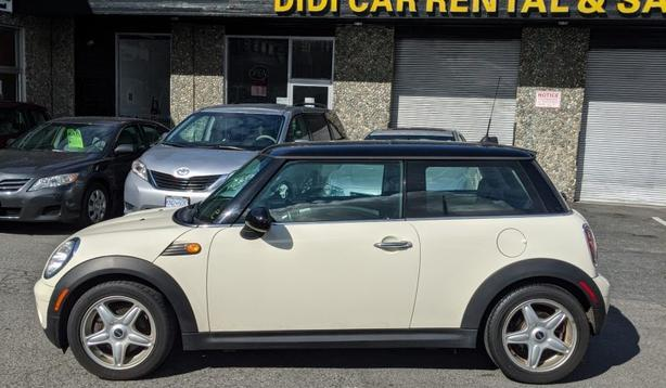 2008 Mini Cooper Hardtop Coupe