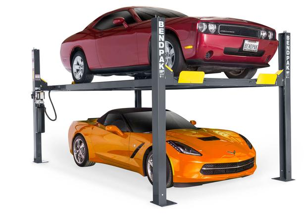 WANTED: 4 post car storage lift