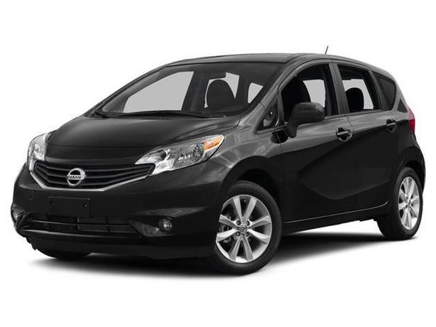 2014 Nissan Versa Note 1.6 S