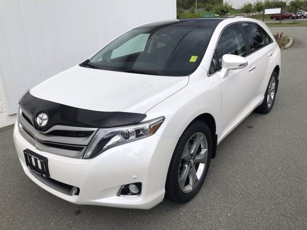Certified Pre-Owned 2015 Toyota Venza Limited V6 AWD 6A AWD Sport Utility