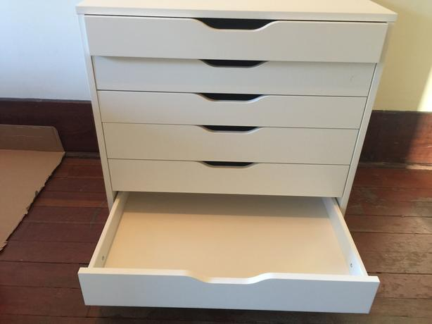 Brand new IKEA 6 drawer set