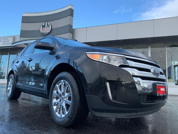 Used 2011 Ford Edge Limited AWD V6 LEATHER SUNROOF 130KM SUV