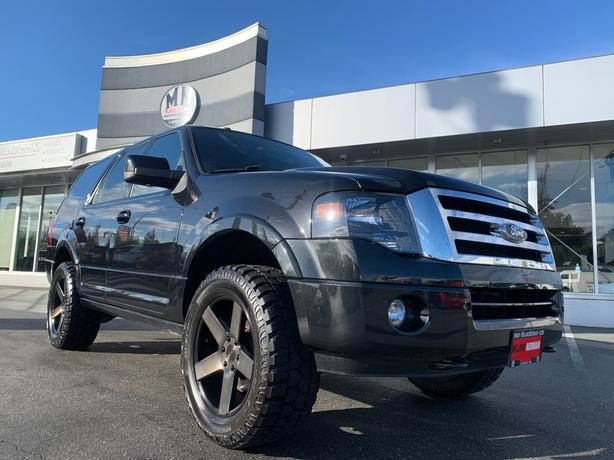 Used 2014 Ford Expedition Limited 4WD V8 NAVI SUNROOF DVD PWR BOARDS SUV