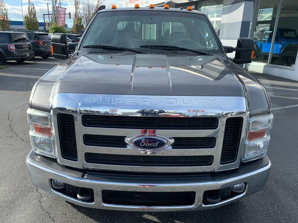 Used 2008 Ford F-350 Lariat 4WD DIESEL LEATHER SUNROOF CAMERA 71KM Truck Crew Ca