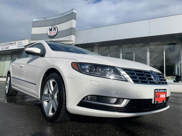 Used 2013 Volkswagen CC Highline 2.0T 6SPD MANUAL LEATHER SUNROOF CAMERA Sedan