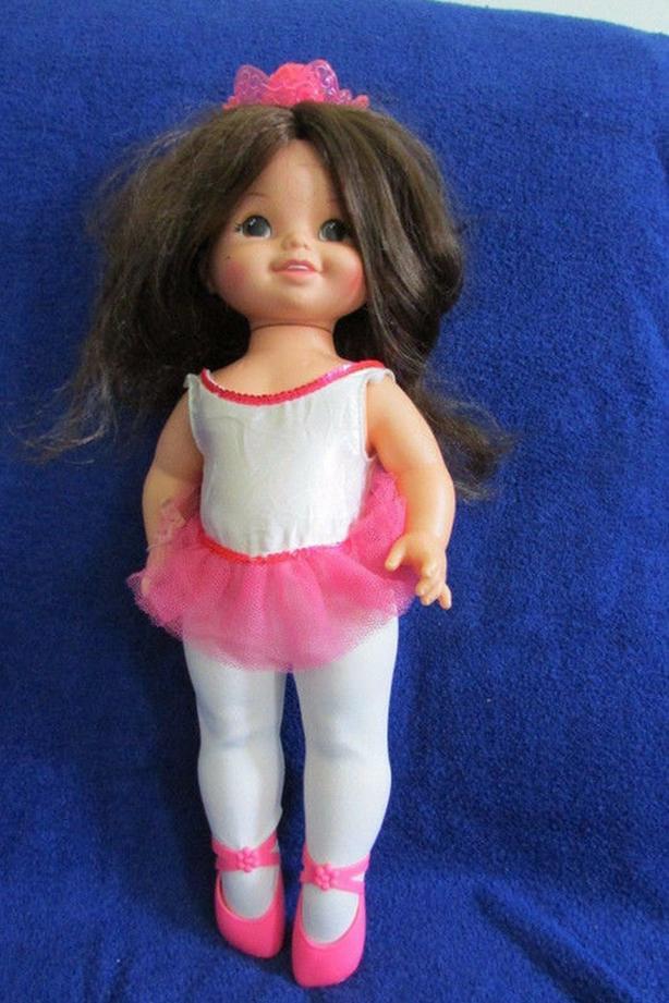 Vintage Dancerella Ballerina Doll by Mattel