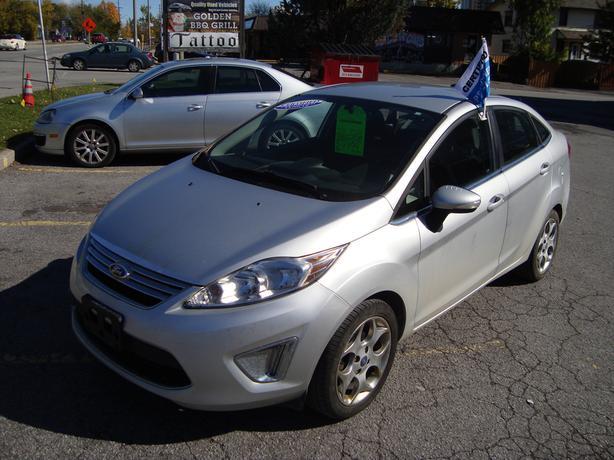 2011 Ford Fiesta Gas Saver !