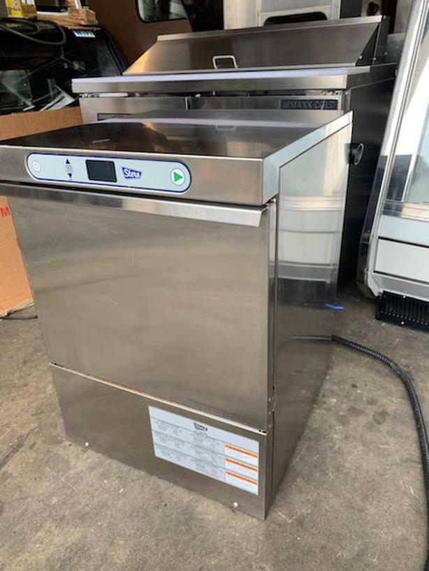 (HOBART)  HIGH TEMP UNDERCOUNTER DISHWASHER