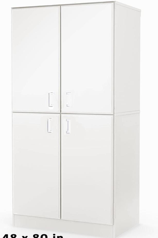 Large Pantry Storage Cabinet Utility Cabinet - $100