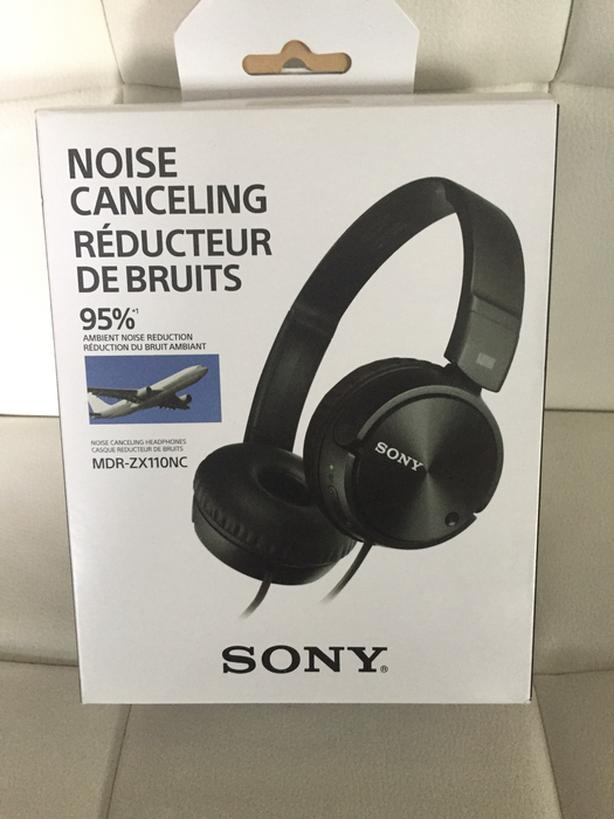 Sony headphones. Brand new