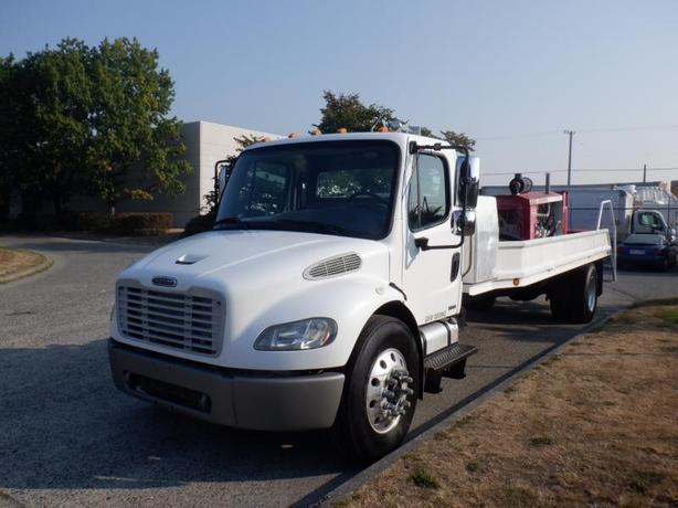 2004 Freightliner M2 106 Cement Pump Truck With Diesel