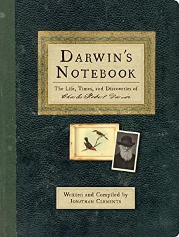Darwin's Notebook Hardcover