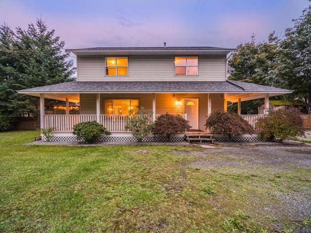 Fabulous Country Living in the City on ½ Acre in Cedar