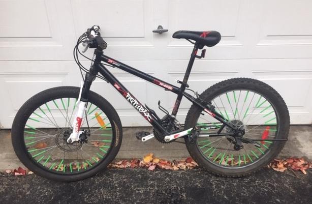 Pre-teen bike