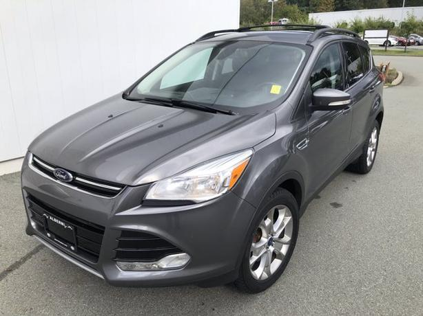 Pre-Owned 2013 Ford Escape SEL 4WD Sport Utility