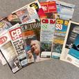 ham radio books and cb magazines