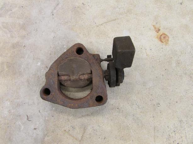 Exhaust Manifold Heat Riser