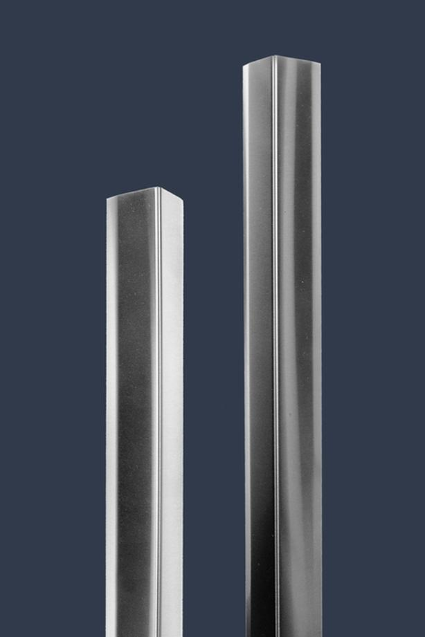 Stainless Steel corner guards Sherbrooke QC 1-800-638-0126