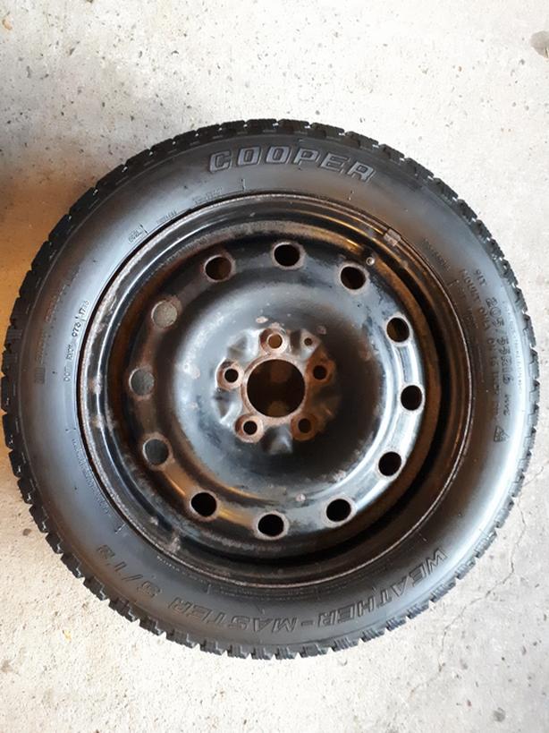 Cooper Weather-Master Winter Tires