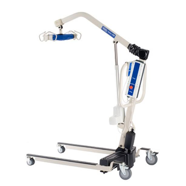 Invacare Reliant 450 Battery-Powered Lift with Power-Opening Low Base