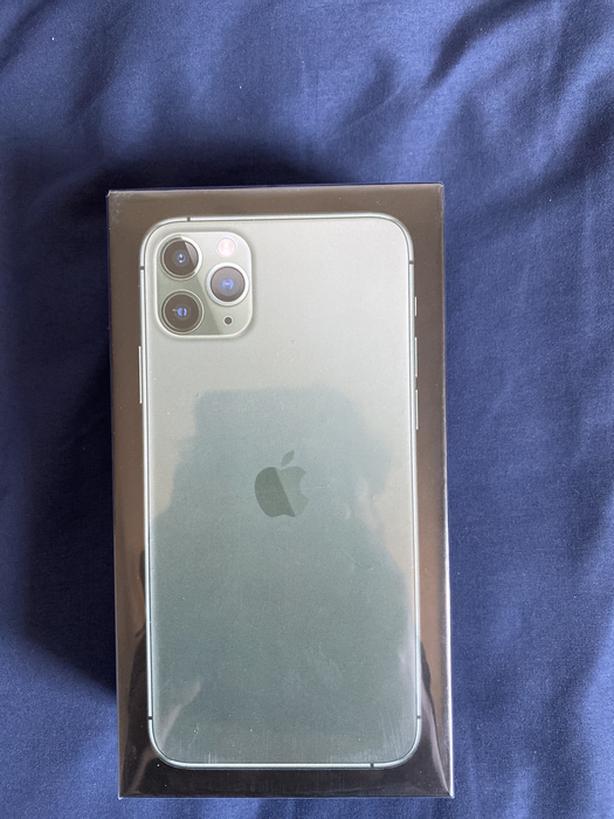 iPhone 11 Max Pro - 256gb