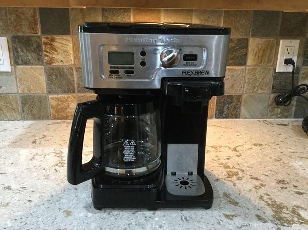 FlexBrew Coffeemaker by Hamilton Beach