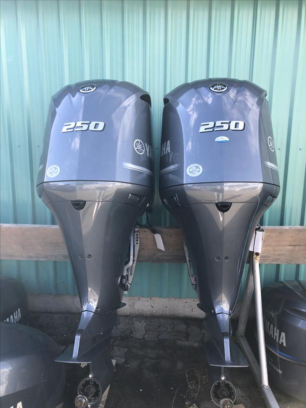 Yamaha 250 Twin Package