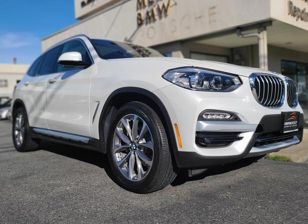 2019 BMW X3 xDrive 30i - WITH 3,900 KMS