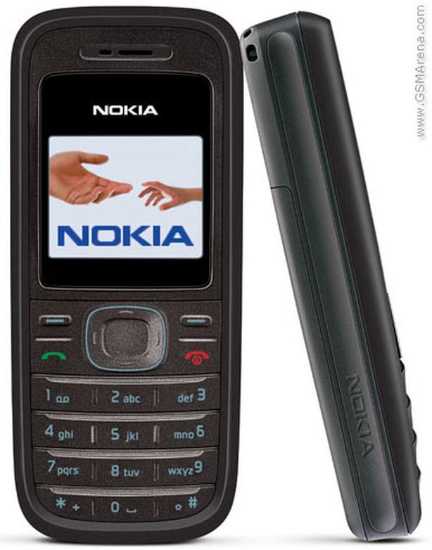 Compact Nokia candybar format phone  Unlocked