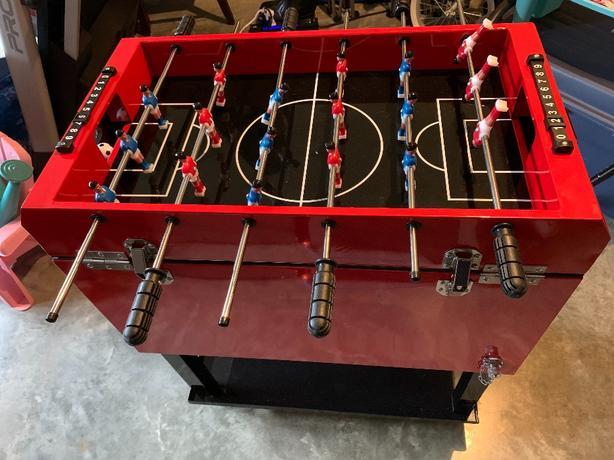 Foosball Table/Cooler