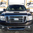 2007 FORD F150 CREW CAB 4X4 LIVE FOR AUCTION!