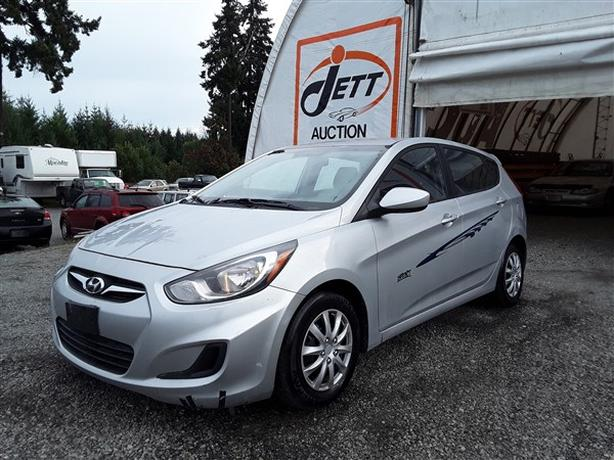 2012 HYUNDAI ACCENT GLS LIVE FOR AUCTION!