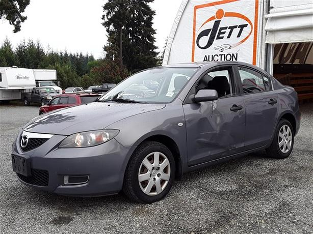 2006 MAZDA 3 I LIVE FOR AUCTION!