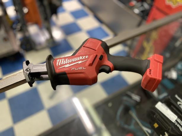 Milwaukee fuel hackzall M18 2719-20 tool only