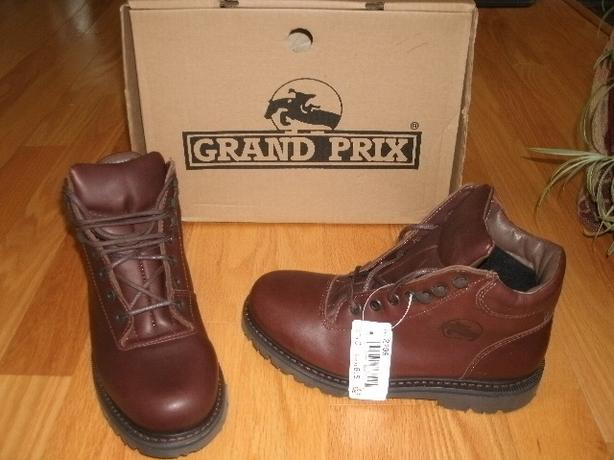 NEW Grand Prix Brown Thinsulate  Boots Women's Size 8.5 Width C