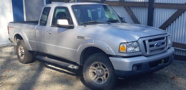 2006 Ford Ranger Black Creek Motors