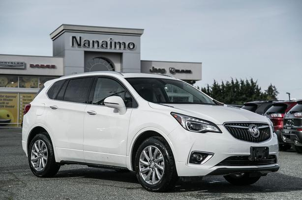 Used 2019 Buick Envision Essence No Accidents SUV