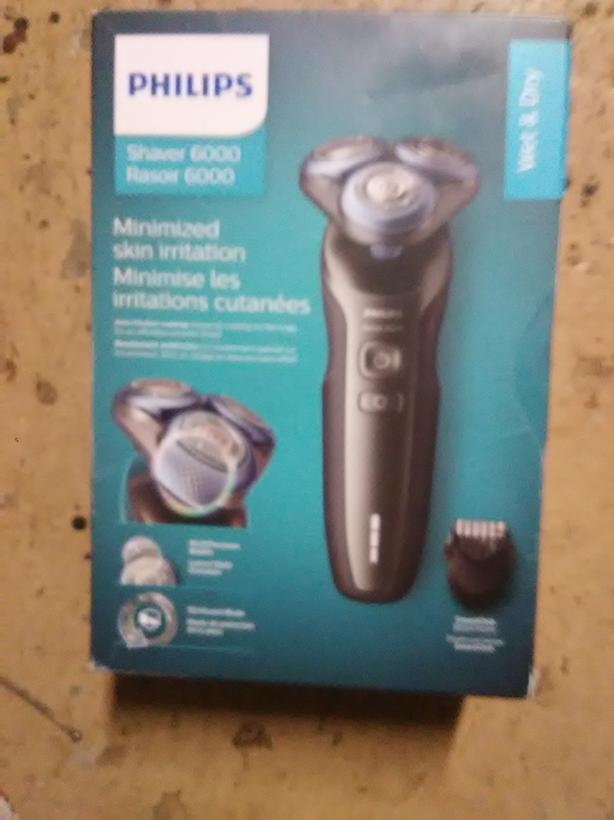 philips 6000 shaver